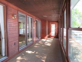 Enclosed Porch Lake Side of 1790 O'Brien