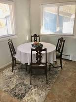 Dining room of 815 2nd St SW